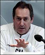 Liverpool Gerard Houllier