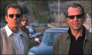 Billy Bob Thornton and Bruce Willis
