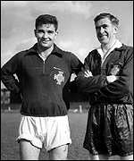 [ image: The Blanchflower brothers both tasted success]
