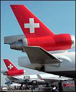 [ image: Swiss Air: Worst disaster in 20 years]