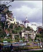 [ image: Portmeirion: still attracts Prisoner fans]