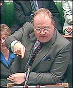 Eric Pickles, Conservative transport spokesman