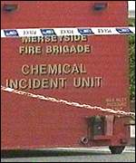 Merseyside chemical incident unit