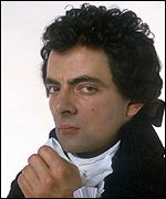 Rowan Atkinson in Blackadder III