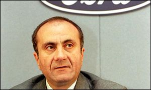 Jacques Nasser, Ford chief executive