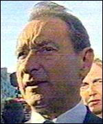 Paris Mayor Bertrand Delanoe