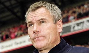 Peter Taylor has taken the manager's job at Brighton