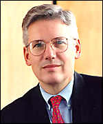 Bruce Claflin, 3Com chief executive