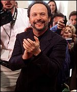 Billy Crystal also wrote the film's script (photo by Melinda Sue Gordon, PA)