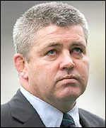 Ireland coach Warren Gatland