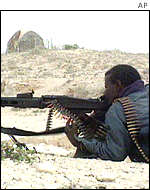 Somalia civil war