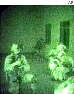 Pentagon video showing special forces in raid on Afghanistan