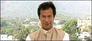Imran Khan, Leader of the Justice Party