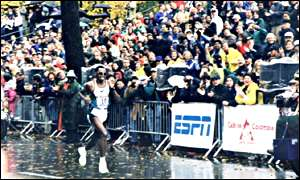 New York marathon 1999