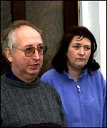 Alan and Judith Kilshaw