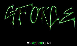 GForce web site