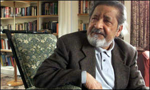 Naipaul: Left Trinidad for England in 1950