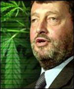 UK Home Secretary David Blunkett
