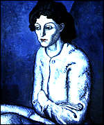 Picasso's Woman with Arms Folded
