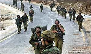 Israeli troops return to base after Beit Rima raid
