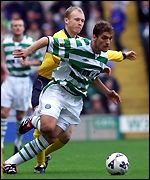 Stilian Petrov holds off Alan Mahood
