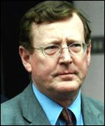 David Trimble: Met the general on Tuesday