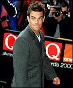 Robbie Williams stormed out of last year's event