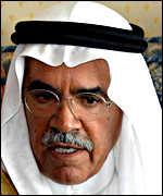 Министр нефтяной промышленности Саудовской Аравии Али бин Ибрахим аль-Нуаими