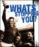 What's Stopping You poster