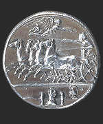 Decadrachm of Syracuse in collection of British Museum
