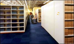 Harwell Archives