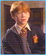 Ron played by Rupert Grint