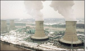 Three Mile Island nuclear plant