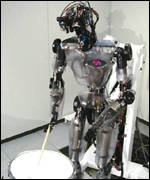 Japan Science and Technology Corporation humanoid robot - Dynamic Brain