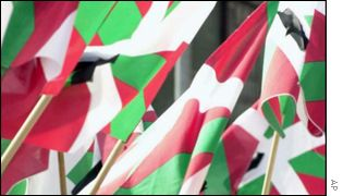 Basque flags