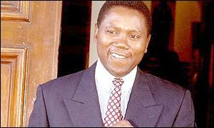 Dr Simba Makoni Zimbabwe finance minister