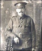 Private  Harry Wilkinson