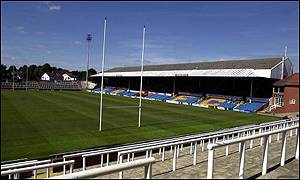 Headingley - home to Leeds Tykes