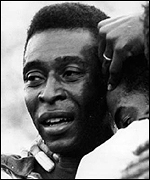 Pele retired from international football after the 1970 World Cup