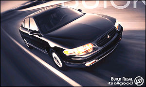 GM's Buick web site