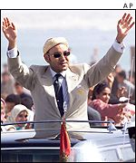 King Mohammed of Morocco
