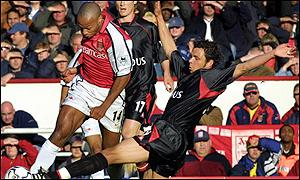 Mark Fish sides in to tackle Thierry Henry