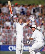 Gower was dropped, but Gatting toured