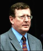 David Trimble was again proposed for re-election