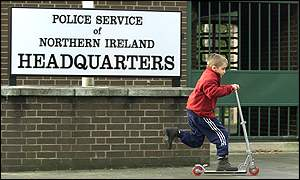 Police Service of Northern Ireland headquarters