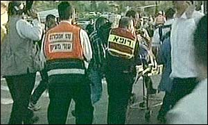 Israeli emergency services
