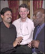 Kapil Dev, Morne du Plessis, Viv Richards