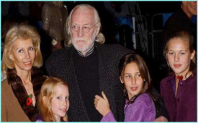 Richard Harris and family