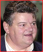 Robbie Coltrane, who plays Hagrid