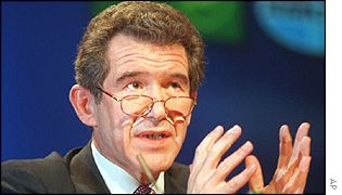 BP's chief executive Lord Browne